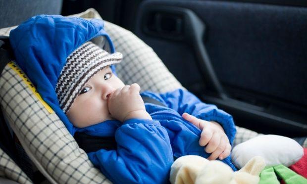 Τι γίνεται όταν το μωρό σιχαίνεται το αυτοκίνητο;
