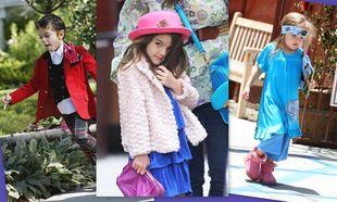 Κάνε πέρα Χόλιγουντ, έρχονται οι μικροί fashionistas!