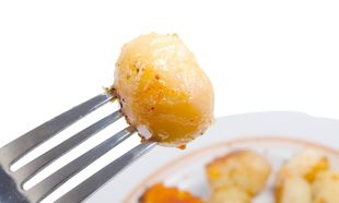 Νόστιμες πατατούλες στο φούρνο