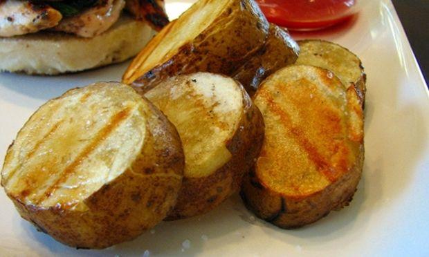 Ψητές λαχταριστές πατάτες