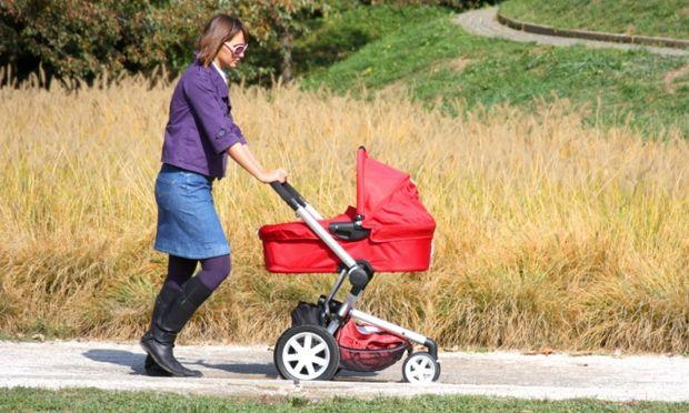 Τι να πάρω μαζί μου στη βόλτα με το παιδί;