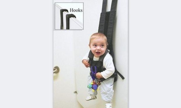 Κρεμάστρα μωρού: Αναγκαία ή όχι;