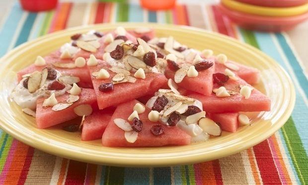 «Nachos» από… καρπούζι