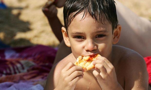 Τα σνακ της παραλίας!