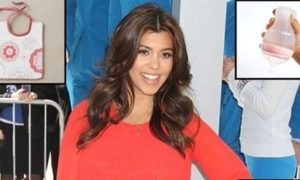 Η Kourtney Kardashian και η λίστα δώρων για την κόρη της