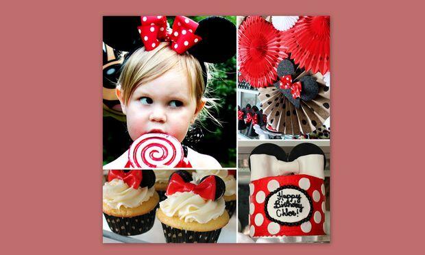 Πάρτι για μια μικρή Minnie Mouse
