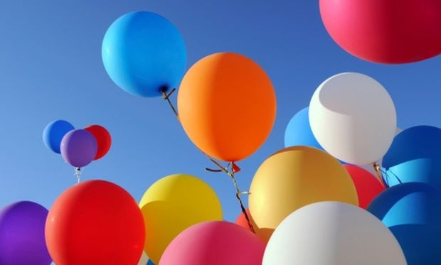 Μπαλόνια η καλύτερη λύση για τον στολισμό της εκκλησίας στη βάφτιση!