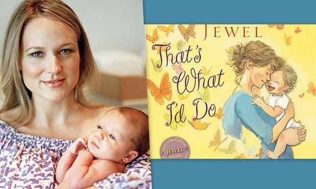 Η Jewel κυκλοφόρησε το δικό της παιδικό βιβλίο