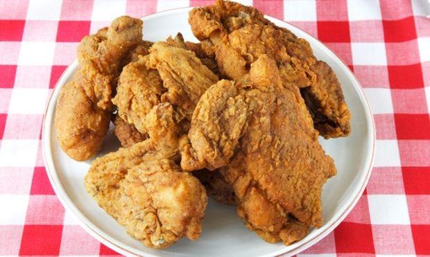 Κοτόπουλο πανέ για να ξετρελαθούν τα παιδιά σας!