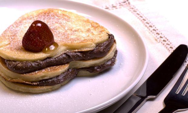 Νόστιμα pancakes για πρωινό