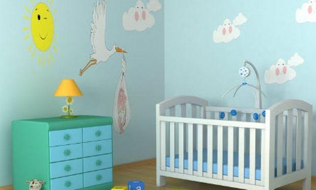 Φτιάξτε το ιδανικό δωμάτιο για το παιδί σας