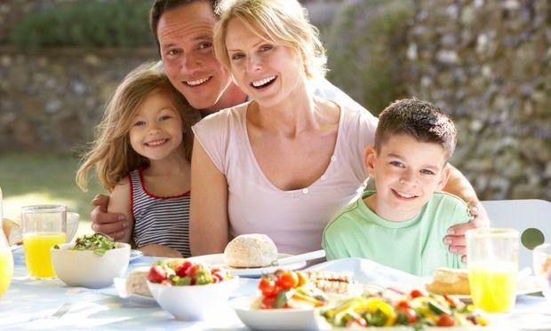 Διατροφή και διακοπές