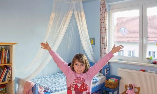 Χρώματα για τα πιο τέλεια παιδικά υπνοδωμάτια