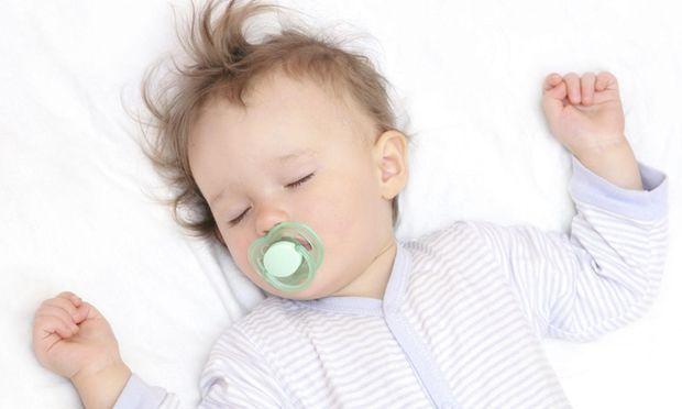 Σςςςςςςςςςςς! Κοιμάται το μωρό!