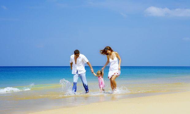 Πρώτες διακοπές με το παιδί σας. Τι έχει αλλάξει;