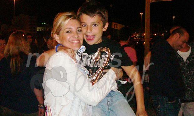 Νατάσα Ράγιου: «Ο γιος μου πριν από το μαμά με φώναξε Νατάσα!»