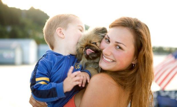 Τι κάνετε όταν σας λέει «Μαμά θέλω σκυλάκι»;