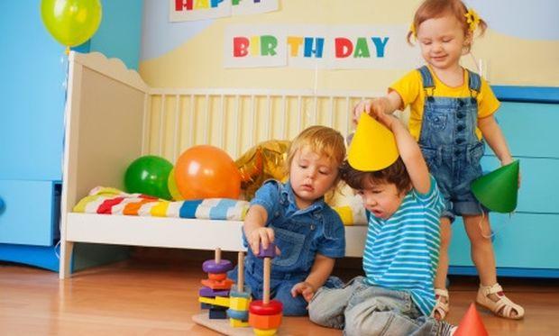 Γεμίστε το δωμάτιο της μικρής σας με μπαλόνια τη μέρα των γενεθλίων της!