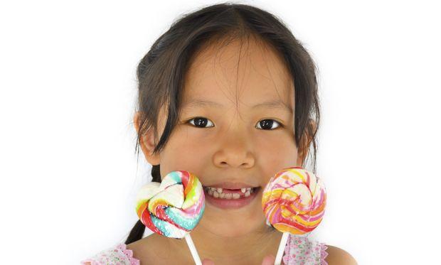 Περιορίστε τη ζάχαρη στα παιδιά