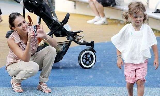 Jessica Alba: Η στιγμή που αισθάνθηκε τρόμο για τα παιδιά της