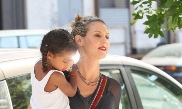 Heidi Klum: Διασκεδάζω πολύ όταν ψωνίζω για τα παιδιά μου!