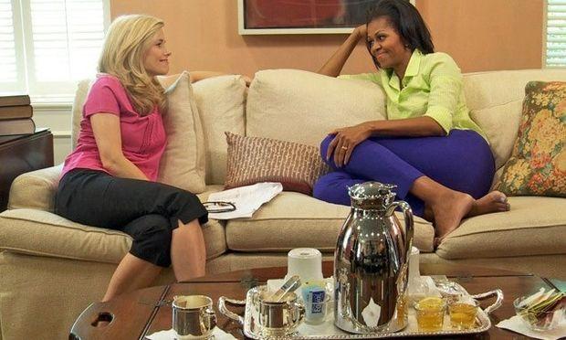 Η Michelle Obama προτείνει: Βρείτε τρόπους για να γυμναστούν τα παιδιά σας