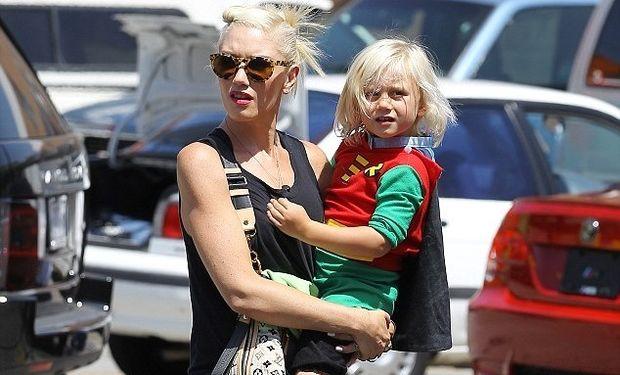 Gwen Stefani: Προετοιμάζοντας το πάρτι για το μικρό της σούπερ ήρωα!