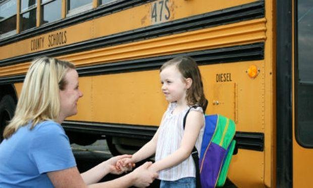 Κάντε αξέχαστη την πρώτη μέρα στο σχολείο
