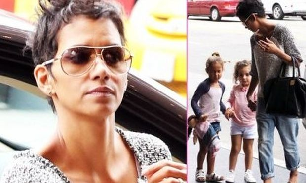 Halle Berry: Για σινεμά με την κόρη της