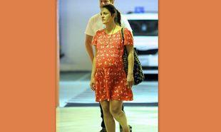 Η Drew Barrymore έχει εξαντληθεί από την εγκυμοσύνη!