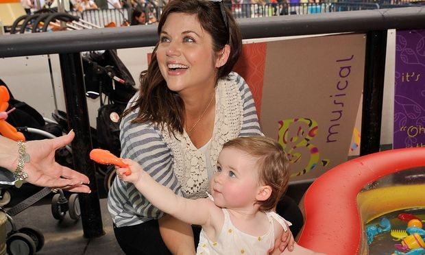 Tiffany Thiessen: Πώς έχασε τα περιττά κιλά της εγκυμοσύνης;