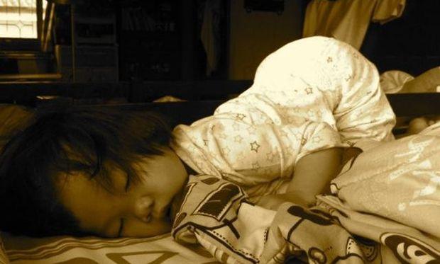Το παιδί μου βλέπει εφιάλτες, τι να κάνω;