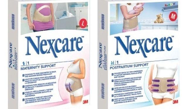 Απολαύστε την περίοδο της εγκυμοσύνης με τη Nexcare