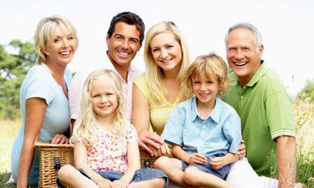 Οργανώστε μια ξεχωριστή μέρα για εγγόνια και παππούδες