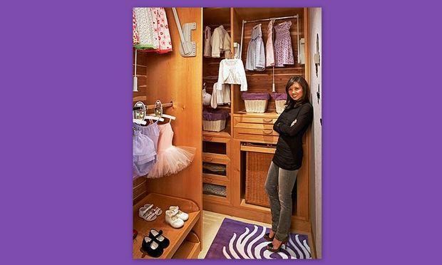 Οργανώστε σωστά τη ντουλάπα του παιδιού σας