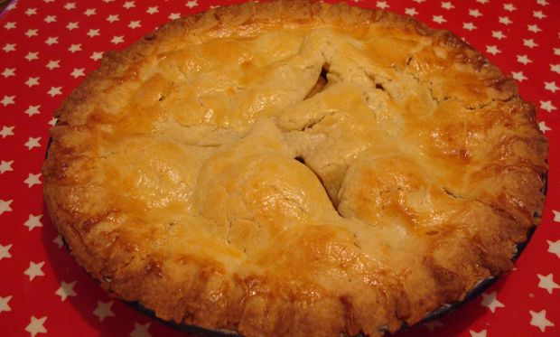 Λαχταριστή μηλόπιτα!