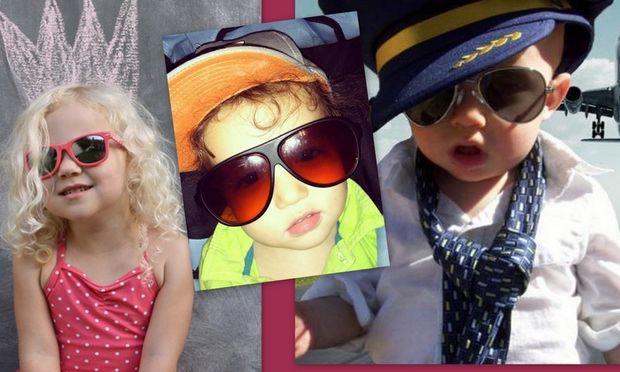 Οι πιο απίθανες φωτογραφίες μωρών με γυαλιά!