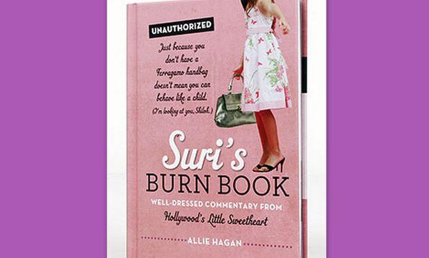 Ένα βιβλίο για την Suri Cruise