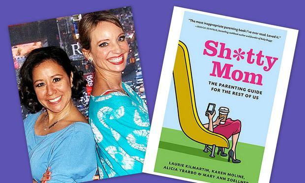 Ένα βιβλίο που δεν κρύβει την αλήθεια από τις μαμάδες!