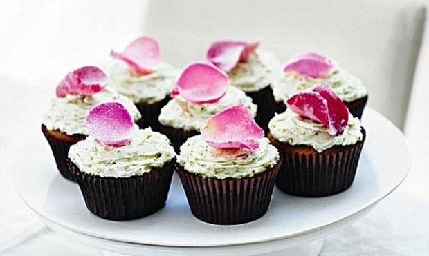 Cupcakes με μια ξεχωριστή συνταγή