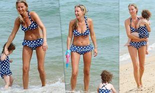 Denise Van Outen: Μαμά και κόρη ντυμένες ασορτί!
