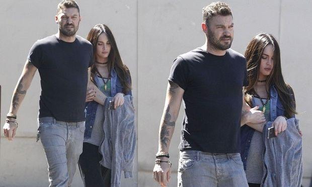 Megan Fox: Αγνώριστη, ένα μόλις μήνα πριν γεννήσει!