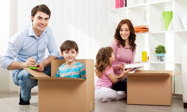 Προετοιμάστε το παιδί σας για μια μετακόμιση!