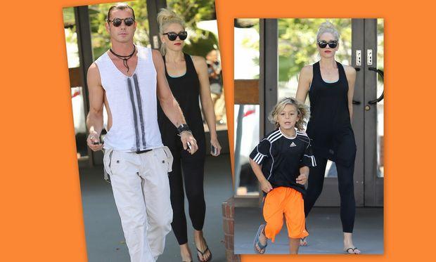 Gwen Stefani - Gavin Rossdale: Βόλτα με τους γιους τους!