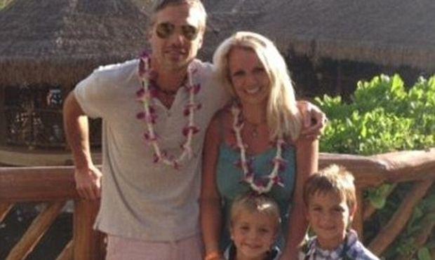 Η Britney Spears οργάνωσε κοινό πάρτι γενεθλίων για τους γιους της