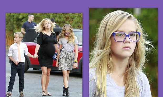 Reese Witherspoon – Ava: Μαμά και κόρη ολόιδιες!
