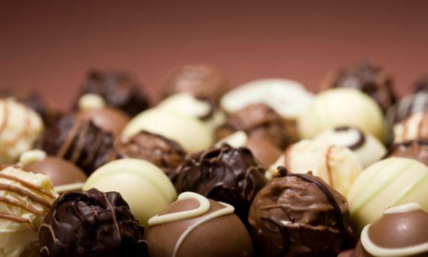 Σπιτικά σοκολατάκια με υποβρύχιο!