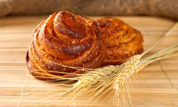 Νόστιμα γλυκά ψωμάκια κανέλας