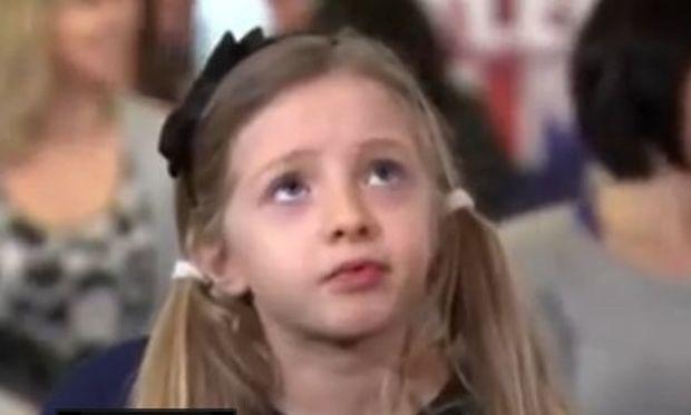 """Βίντεο: Η απίθανη Ολίβια και η εμφάνισή της στο """"Britains got talent"""""""