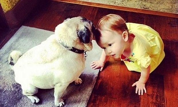 Η πιο γλυκιά φωτογραφία της κόρης της Jessica Alba
